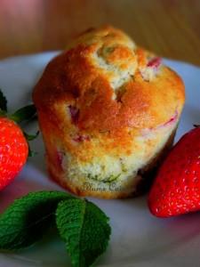 muffins fraises-menthe (29)