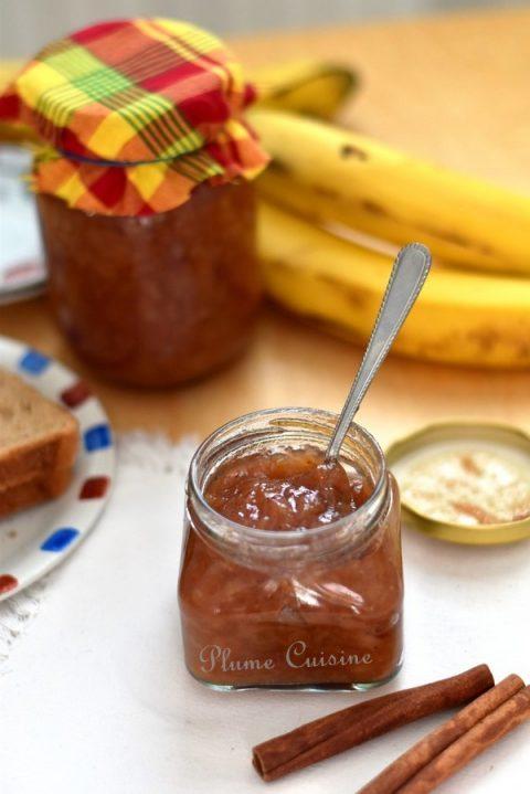 Confiture-de-bananes-antillaise