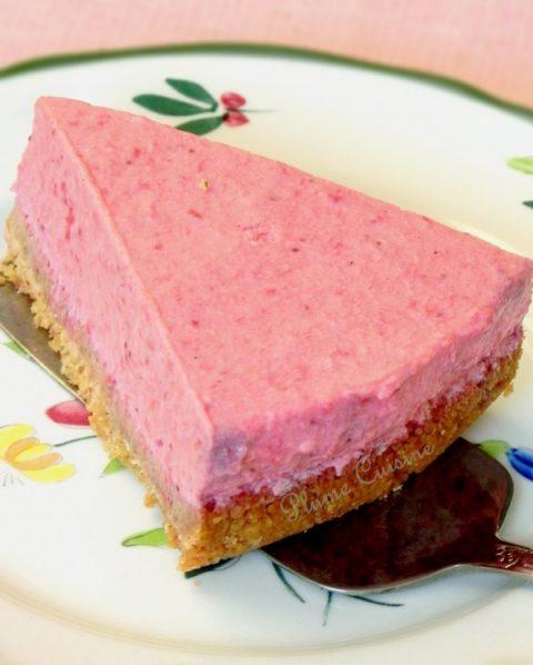 Tarte-mousse-fraise