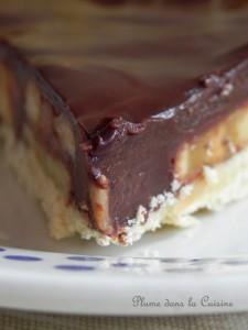 tarte-chocolat-banane