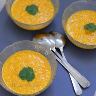 Soupe-de-maïs