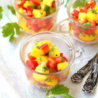 Salade-mangue-épicée