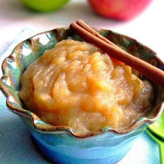 Compote-de-pommes-maison