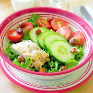 Salade-de- poulet-sauce-bleue-2