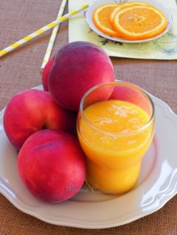 Smoothie-nectarine-mangue