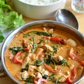 Poulet-curry-thaï