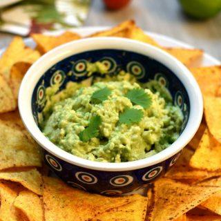 Guacamole-recette